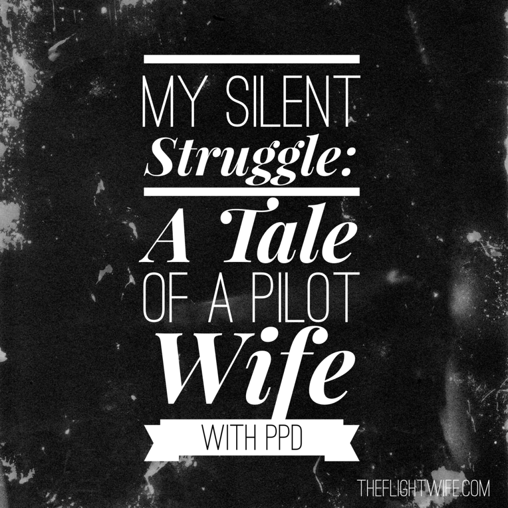 My Silent Struggle: A Tale Of A Pilot Wife With PPD