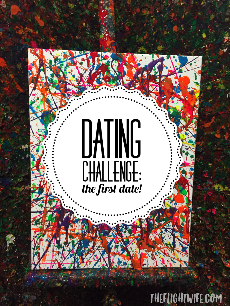 Dating Challenge – The First Date!