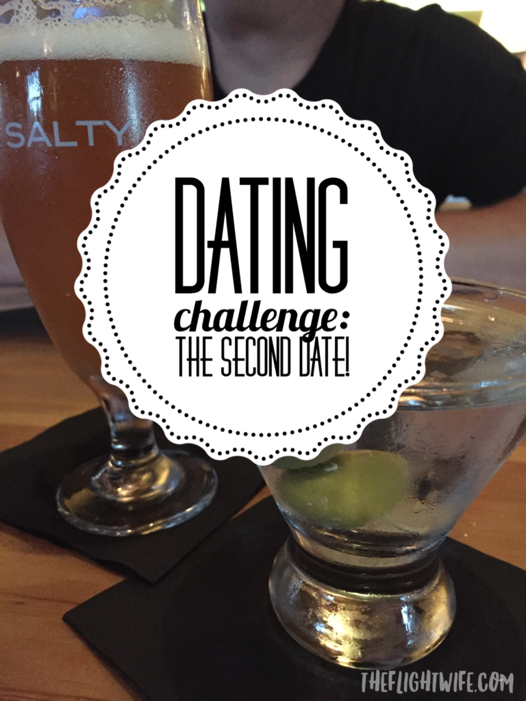 Dating Challenge – The Second Date!